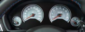 Speedometer details