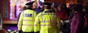 Police community support officer
